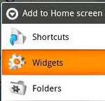 Add Shortcut Home Screen
