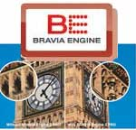 Mobile Bravia Engine Sony