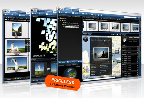 Pictomio Photo Video Viewer