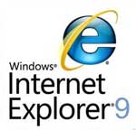 Windows Internet Explorer 9 logo
