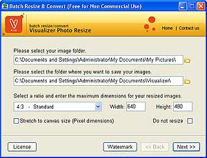 Batch Resize & Convert Free Tools