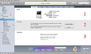 ipod connect to itune