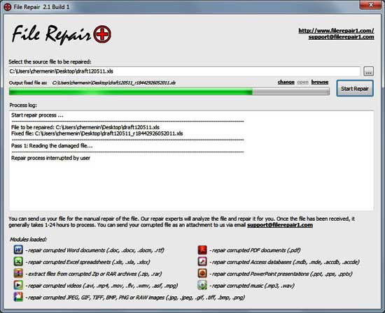 File Repair Tools Download