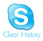 Skype Clear History